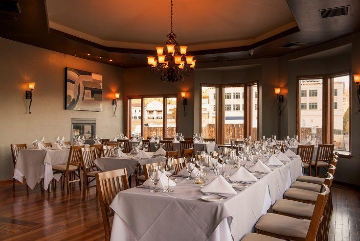 Rotunda Dining Room